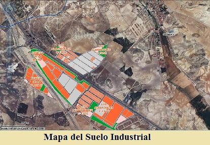 mapa industrialw