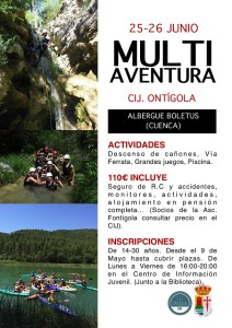Multiaventura 2016w