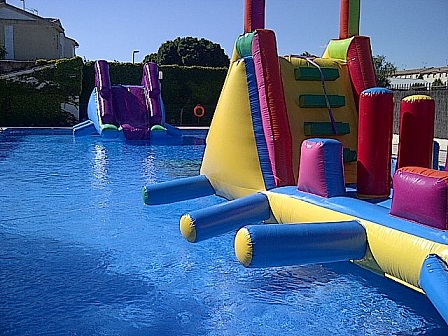 Ontigola abre la piscina municipal for Piscina municipal pinto