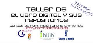 """Celebra el Día del Lbro en Ontígola con el taller gratuito de Bilib """"libro digital y sus repositorios"""""""