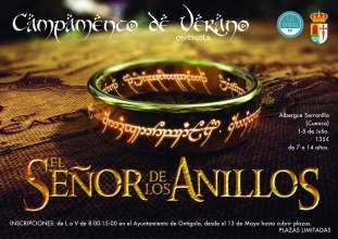 El CIJ y el ayuntamiento de Ontígola organizan el campamento de verano para la semana del 1 al 5 de julio en Serranilla (Cuenca)