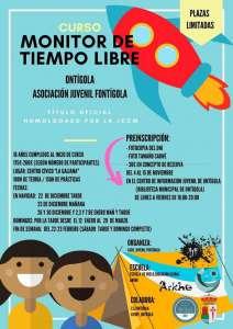 Curso monitor de tiempo libre en Ontígola