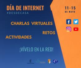 Actividades, retos, charlas virtuales