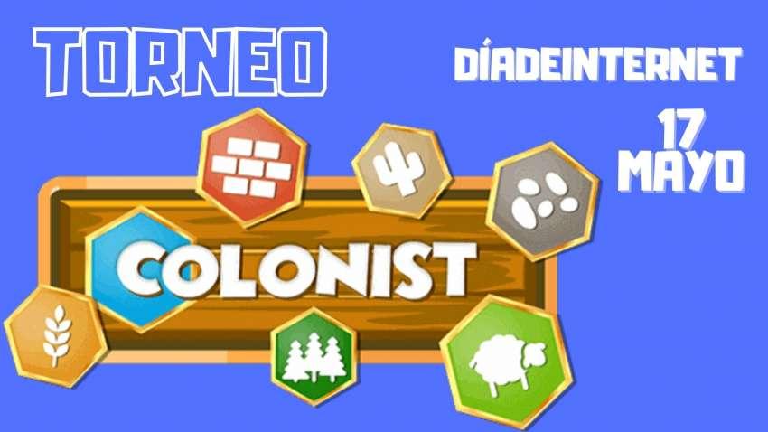 Torneo Colonist.io para celebrar el Día de Internet en Ontígola